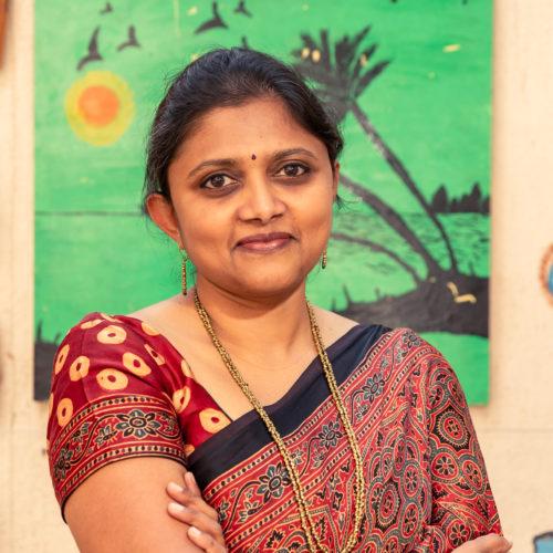 Dr. Ashlesha B